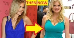 Kate Upton Transformation