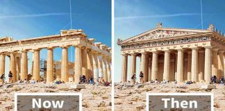 Famous Historical Buildings Were Brought Back To Their Ancient Glory