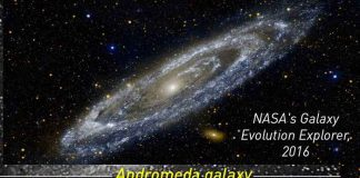 Andromeda Galaxy Then And Now (2)