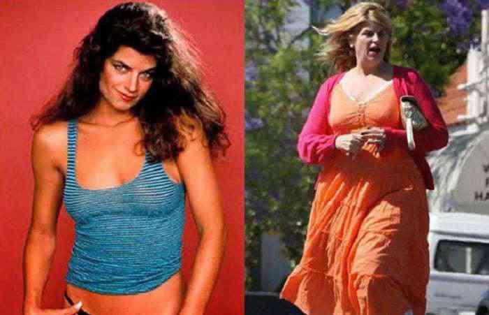 Kirstie Alley Body Transformation