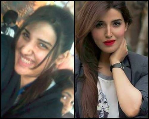 Hareem Farooq Then And Now