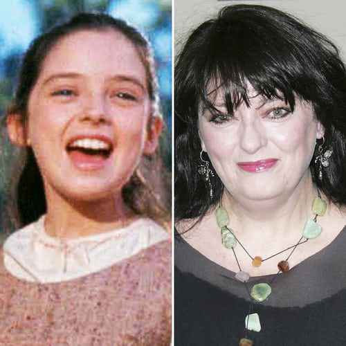 Angela Cartwright Then And Now