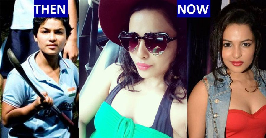 Chak De India Cast Then And Now Photos