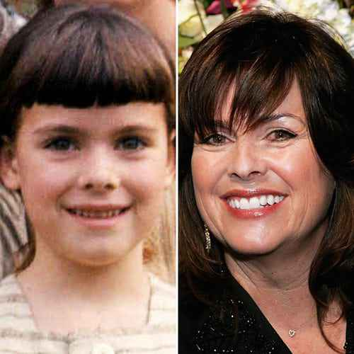Debbie Turner Then And Now