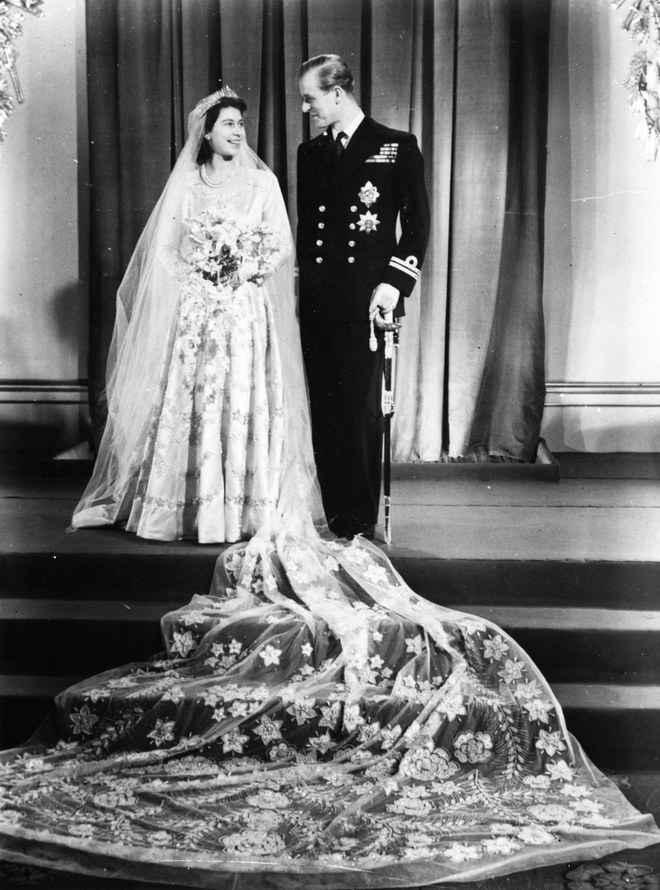 Princess Elizabeth and Prince Philip Wedding
