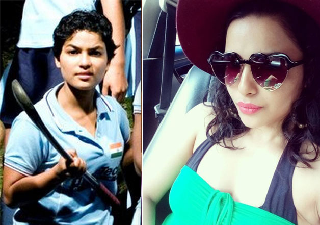 komal chautala then and now