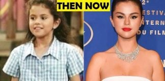 Female Child Stars Then And Now