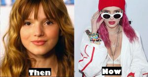 Bella Thorne Then And Now Beauty Evolution