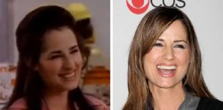 Paula Marshall Then And Now
