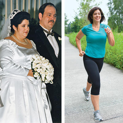 Amanda Fulfer weight loss before and after