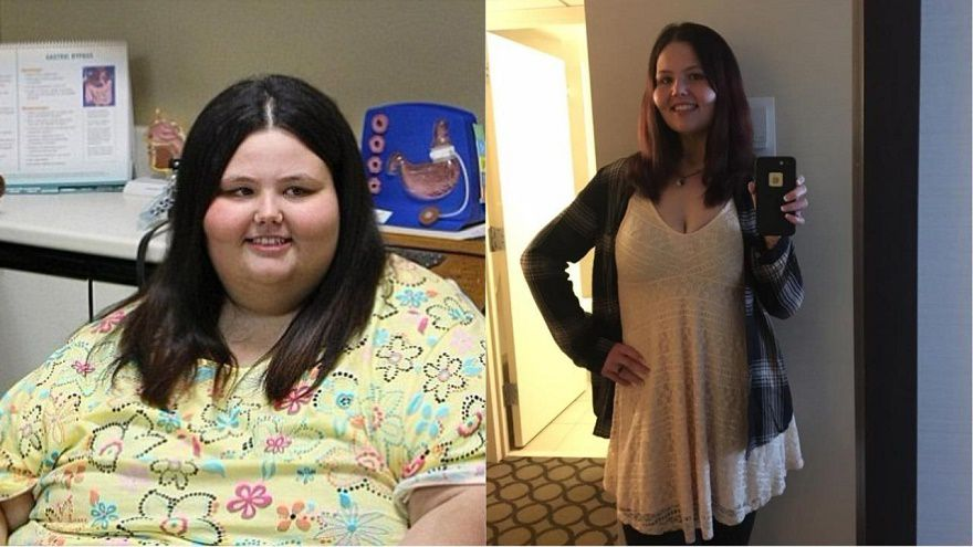 Christina Phillips weight loss before and after