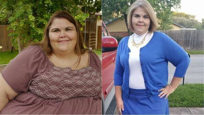 Zsalynn Whitworth weight loss before and after