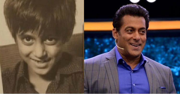 Salman Khan Then And Now