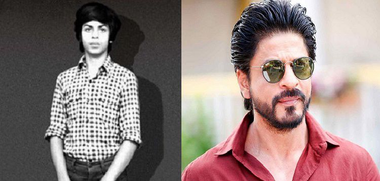 Shah Rukh Khan Then And Now