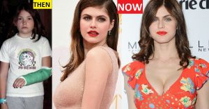Alexandra Daddario Evolution From Age 1 To Now