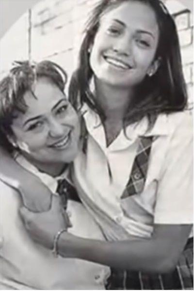 Jennifer Lopez age 15