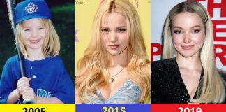 Dove Cameron Then And Now