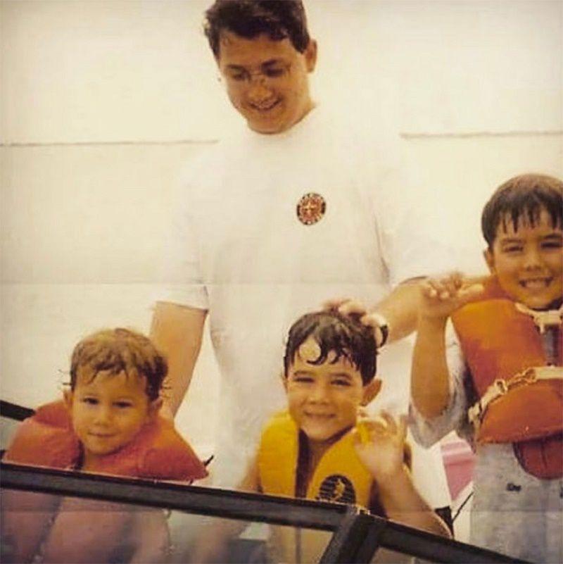 Jonas Brothers 1996