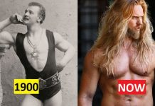 Male Beauty Standards Then And Now Cover