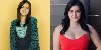 Ariel Winter as Alex Dunphy Then And Now
