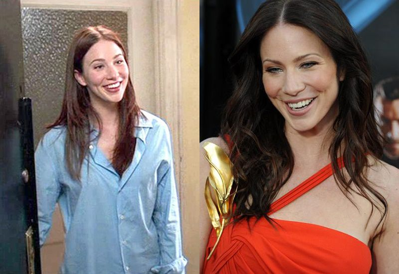 Lynn Collins As Wendy Then And Now
