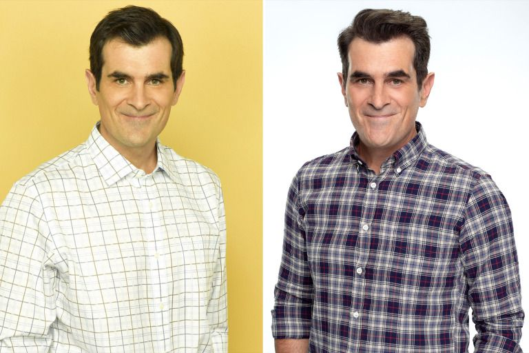 Ty Burrell as Phil Dunphy Then And Now