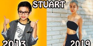 Stuart From Jessie