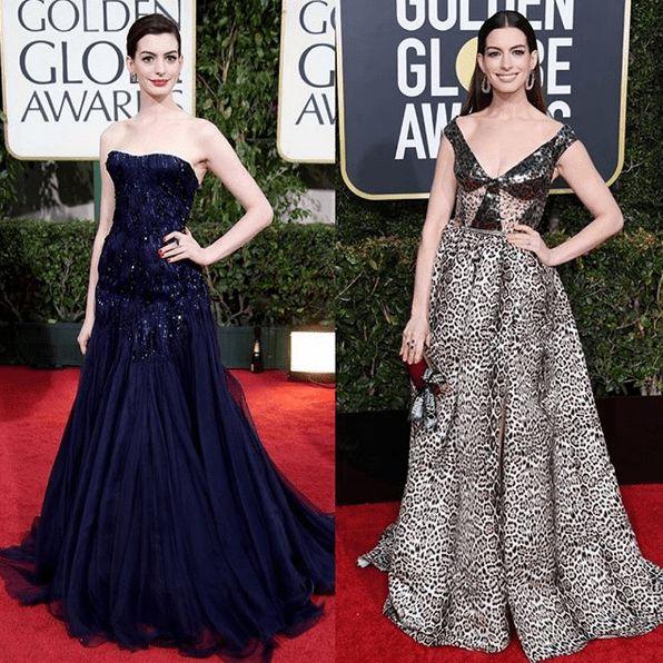 Anne Hathaway 10 Year Challenge