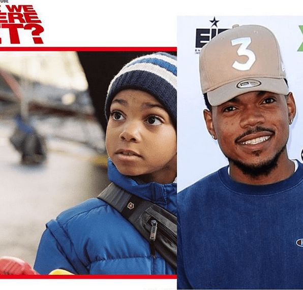 Chance The Rapper 10 Year Challenge