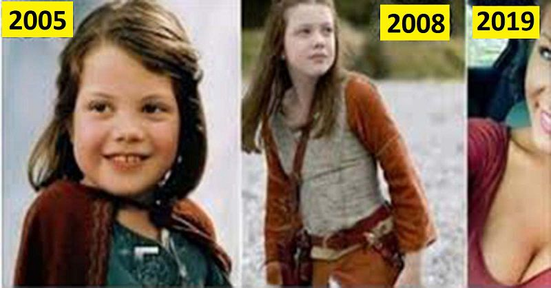 Lucy From 'The Chronicles of Narnia' Is All Grown Up. Here's How She Looks Like Now!