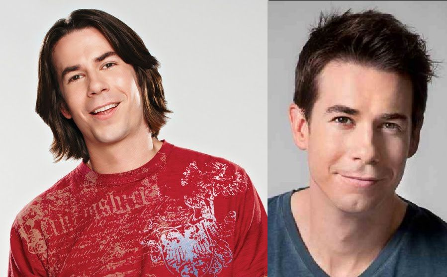 Jerry Trainor Then and Now