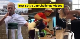 Best Bottle Cap Challenge Videos