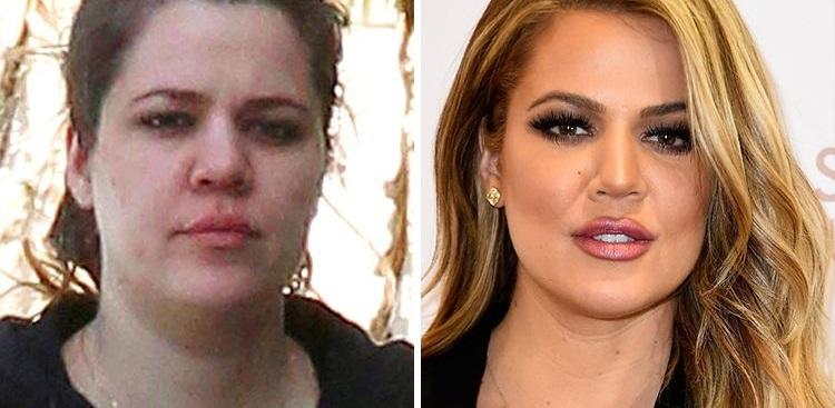 20 Shocking Photos Of Celebrities Without Makeup