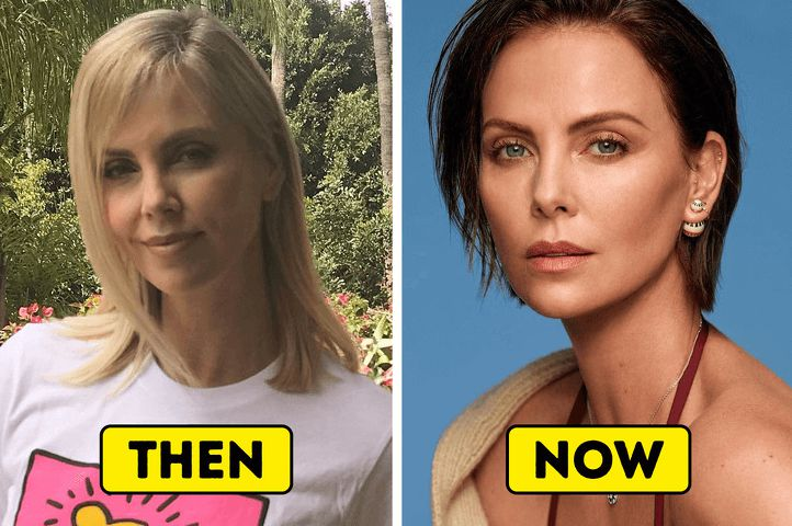 Charlize Theron New Look