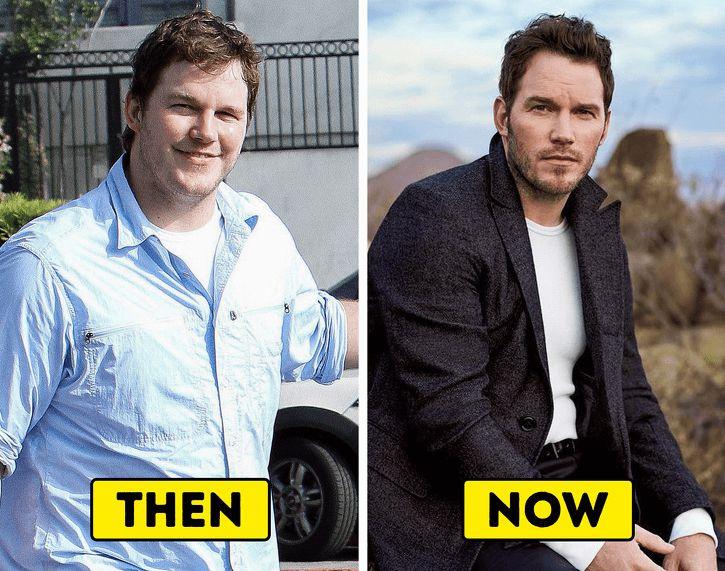 Chris Pratt New Look