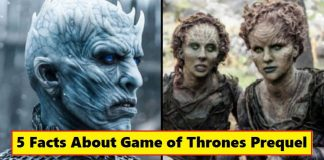 Game of Thrones Prequel Series