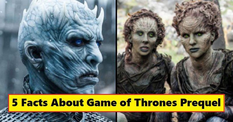 Game of Thrones Prequel Series