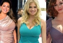 Curvy Celebrities in Hollywood