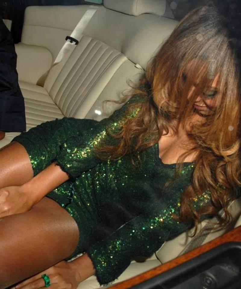 Beyonce Drunk