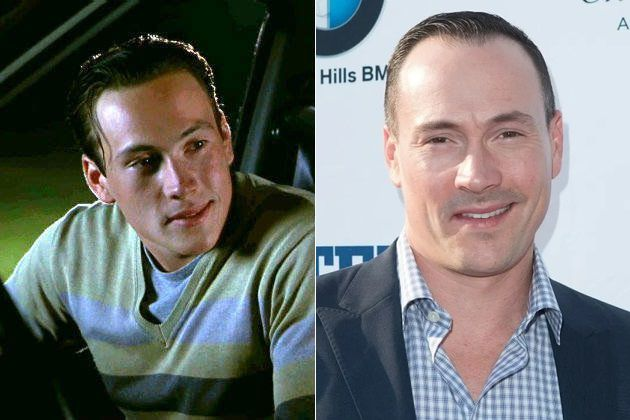 Chris Klein Then And Now