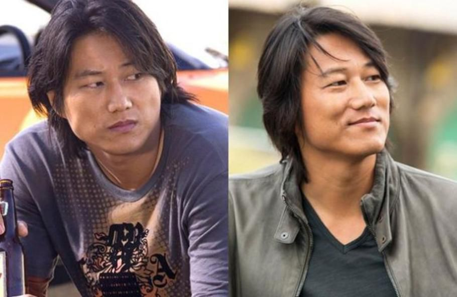 Sung Kang Then And Now