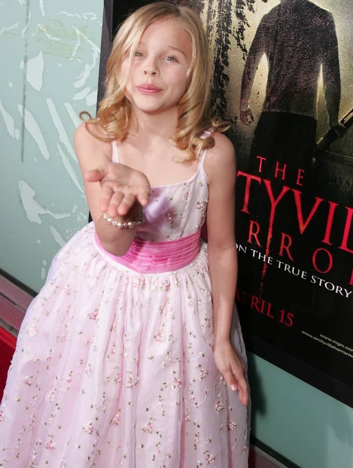 Chloe Grace Moretz 2005