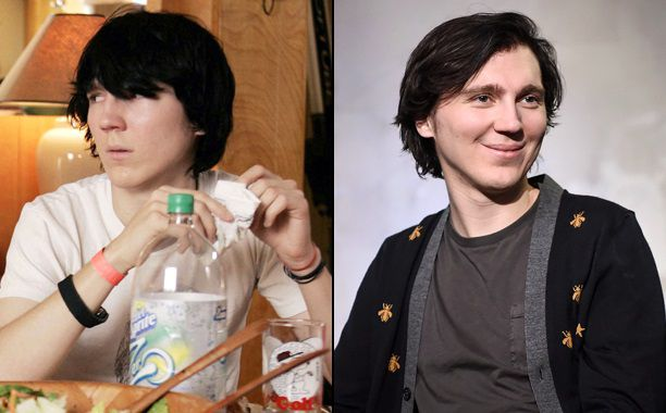 Paul Dano Then And Now