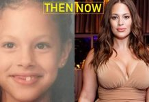 Ashley Graham Then And Now