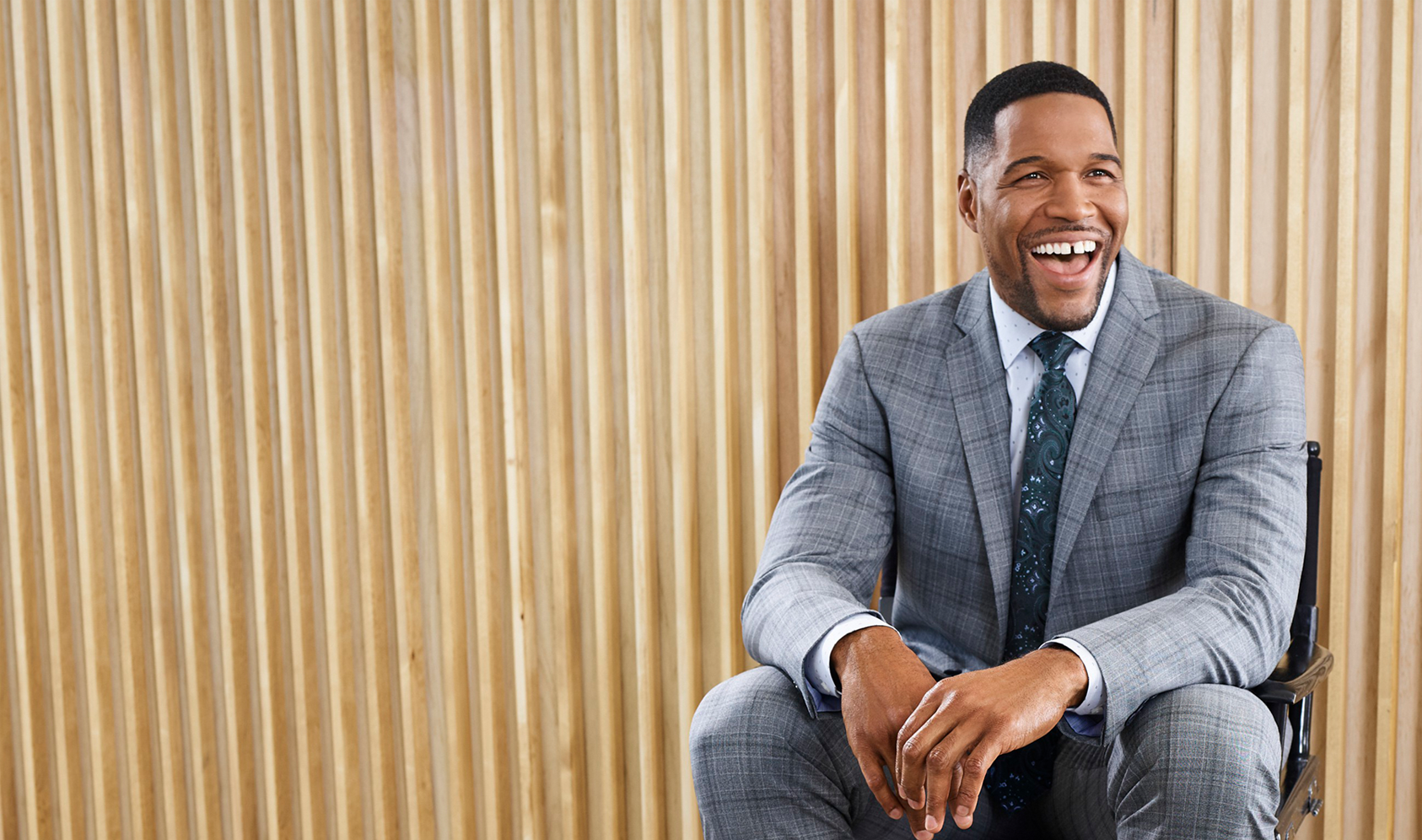 Michael Strahan: From the NFL to Prime-Time Television