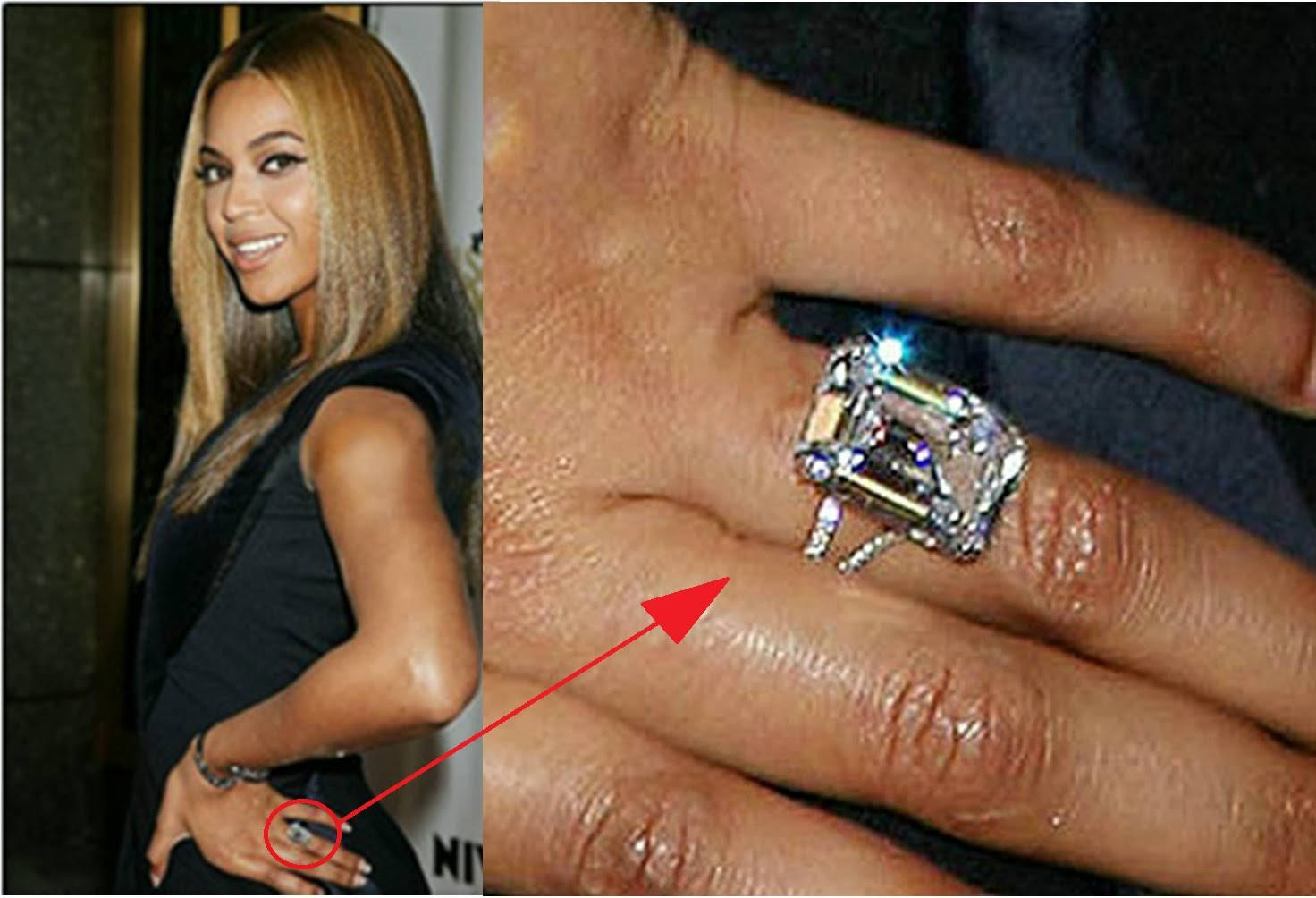 The Most Gorgeous Celebrity Engagement Rings and How Much They Cost