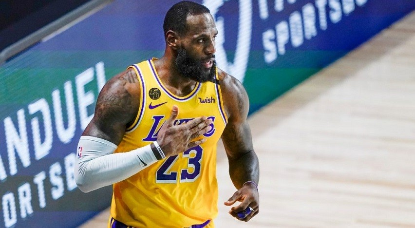 Take a Look at LeBron James's Career in the NBA and His Networth