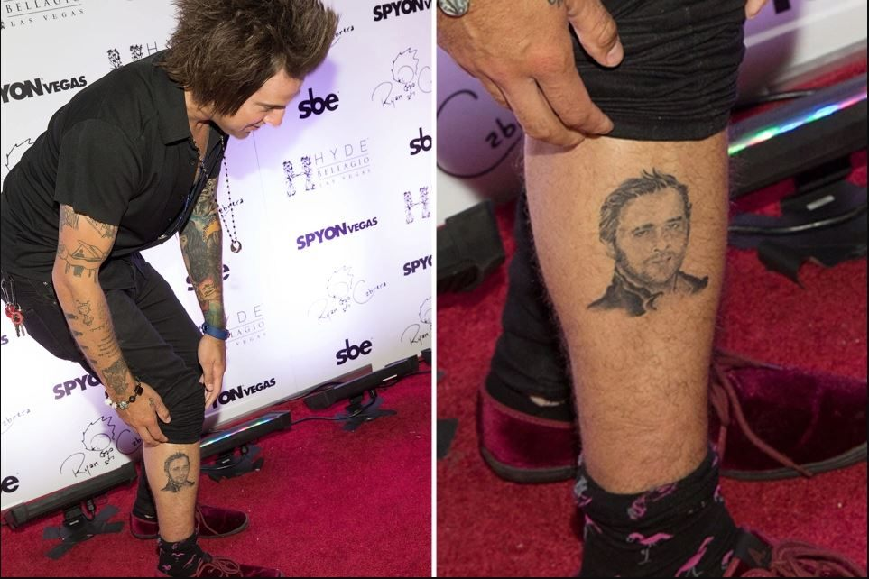 These Celebrities Got Surprising Tattoos That Are Hard to Forget