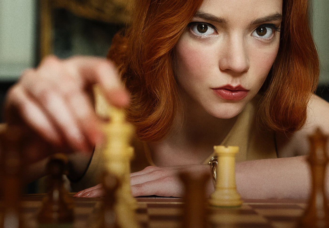 Things About The Queen's Gambit That Viewers Probably Didn't Know