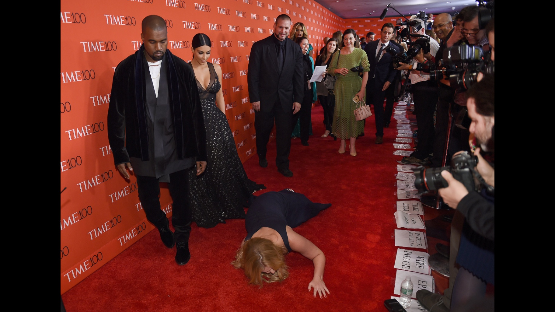 Check Out these Cringe-Worthy Red Carpet Moments